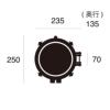 BR-5035 サイズ詳細