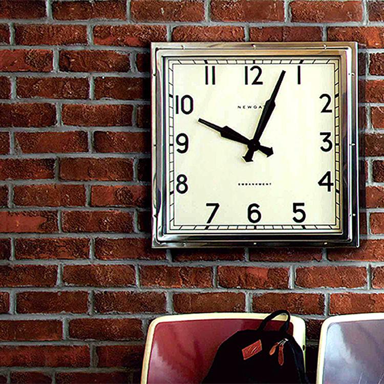 Newgatequad Wall Clock Series Newgate Artworkstudio Online